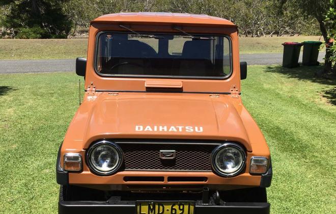 For sale - 1981 Daihatsu F20 TAFT SCAT NSW Australia (2020).jpg