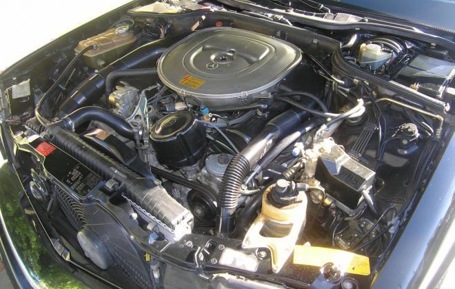 For sale - 1991 Mercedes 560 SEC USA black images (5).JPG