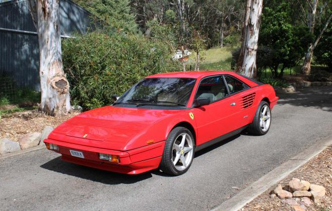 For sale - Australian delivered 1985 Ferrari Mondial Quattrovalvole Red NSW images (1).jpg