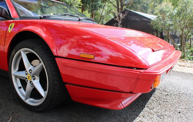 For sale - Australian delivered 1985 Ferrari Mondial Quattrovalvole Red NSW images (13).jpg