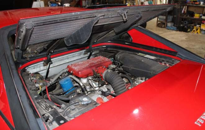 For sale - Australian delivered 1985 Ferrari Mondial Quattrovalvole Red NSW images (131).jpg
