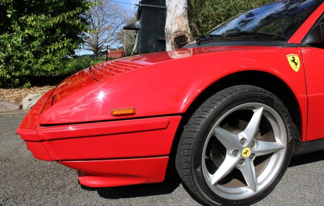 For sale - Australian delivered 1985 Ferrari Mondial Quattrovalvole Red NSW images (14).jpg