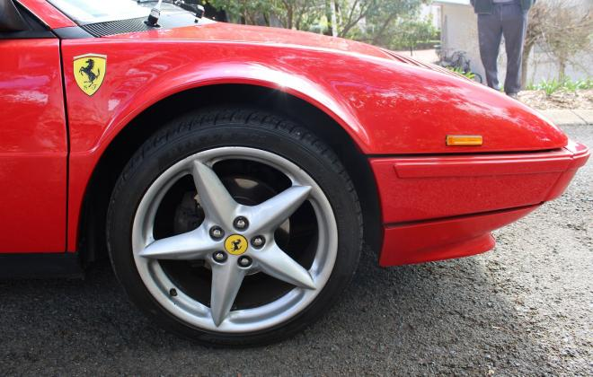 For sale - Australian delivered 1985 Ferrari Mondial Quattrovalvole Red NSW images (15).jpg