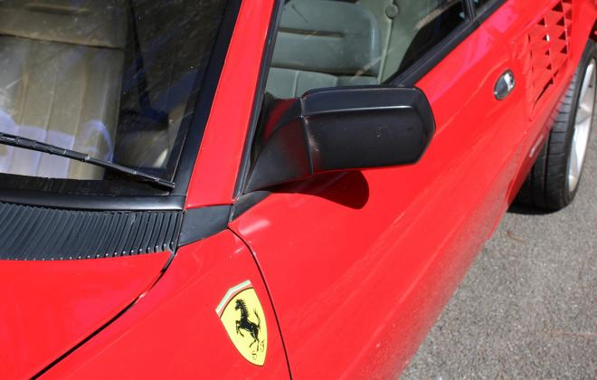 For sale - Australian delivered 1985 Ferrari Mondial Quattrovalvole Red NSW images (18).jpg