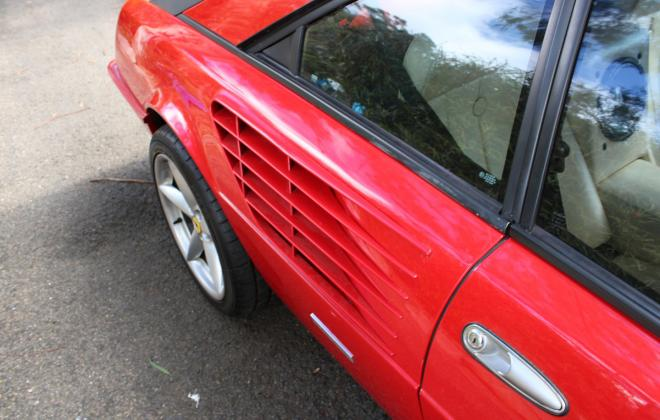 For sale - Australian delivered 1985 Ferrari Mondial Quattrovalvole Red NSW images (22).jpg