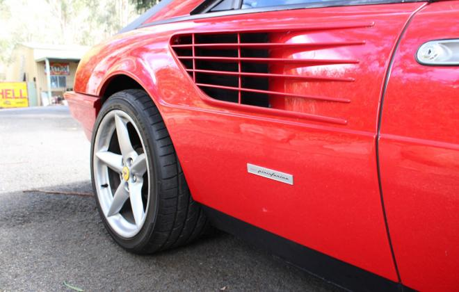 For sale - Australian delivered 1985 Ferrari Mondial Quattrovalvole Red NSW images (24).jpg