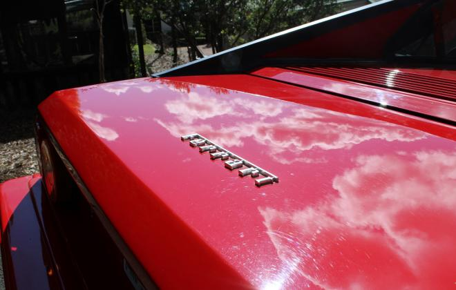 For sale - Australian delivered 1985 Ferrari Mondial Quattrovalvole Red NSW images (27).jpg