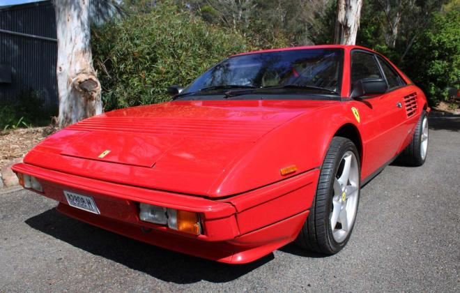 For sale - Australian delivered 1985 Ferrari Mondial Quattrovalvole Red NSW images (3).jpg