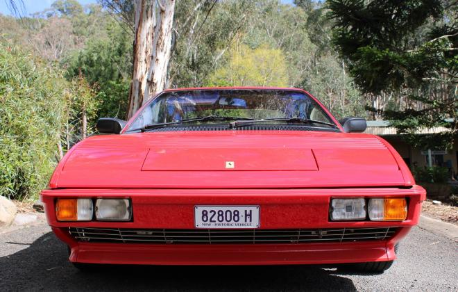 For sale - Australian delivered 1985 Ferrari Mondial Quattrovalvole Red NSW images (5).jpg