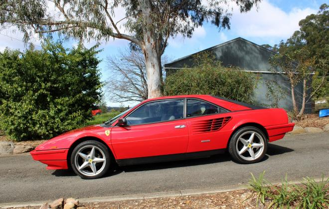 For sale - Australian delivered 1985 Ferrari Mondial Quattrovalvole Red NSW images (6).jpg