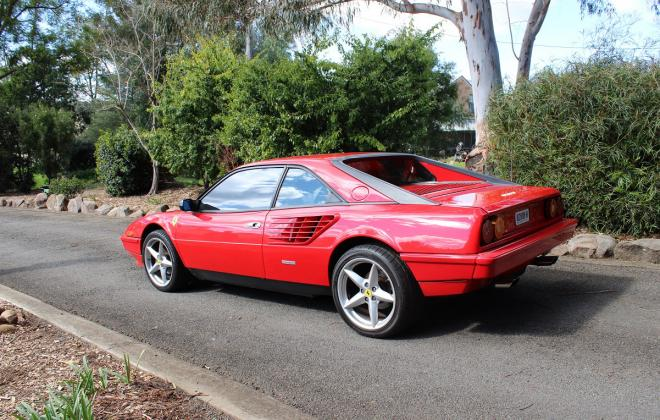 For sale - Australian delivered 1985 Ferrari Mondial Quattrovalvole Red NSW images (7).jpg