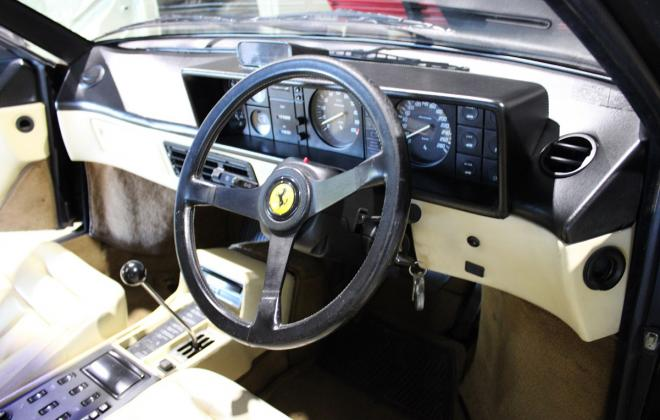 For sale - Australian delivered 1985 Ferrari Mondial Quattrovalvole Red NSW images (75).jpg