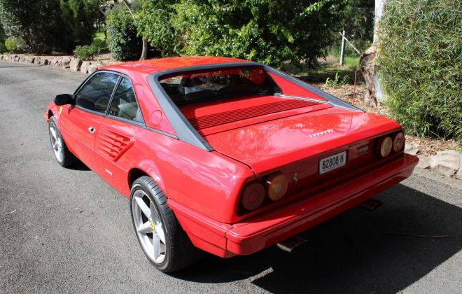 For sale - Australian delivered 1985 Ferrari Mondial Quattrovalvole Red NSW images (8).jpg