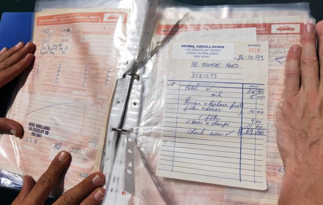 For sale - Ford Landau original documentation (7).jpg