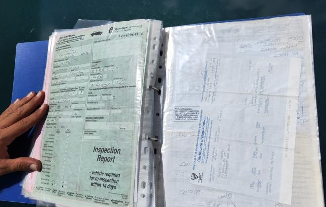 For sale - Ford Landau original documentation (9).jpg