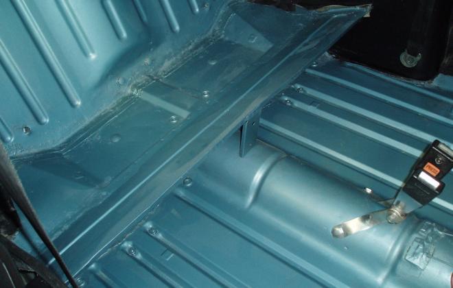 For sale - Leyland Mini LS 998cc Blue restoration images (3).JPG