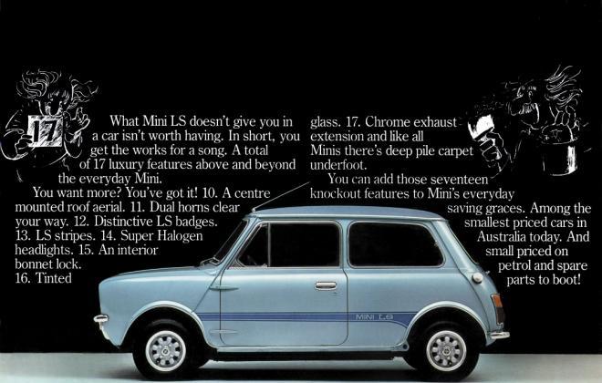 For sale - Leyland Mini LS 998cc Blue restoration images (5).JPG