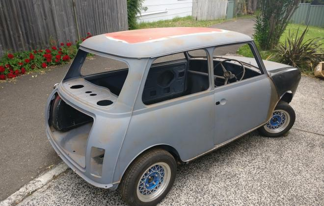 For sale 1971 Mini Clubman British shell Australia for sale (5).jpg