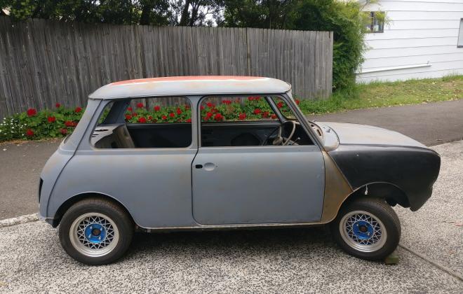 For sale 1971 Mini Clubman British shell Australia for sale (6).jpg