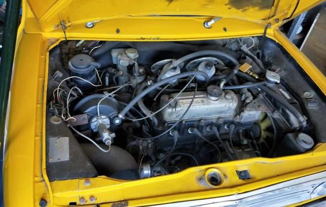 For sale 1978 Leyland Mini Yellow Victoria Australia (1).jpg