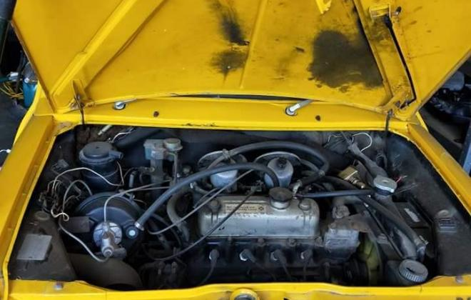 For sale 1978 Leyland Mini Yellow Victoria Australia (5).jpg