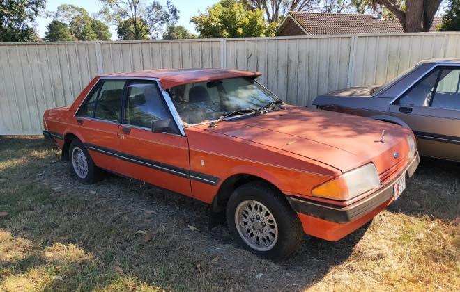 For sale 1982 Ford Fairmont Ghia XE Chestnut Red  (1).jpg