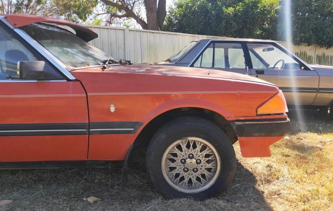 For sale 1982 Ford Fairmont Ghia XE Chestnut Red  (5).jpg