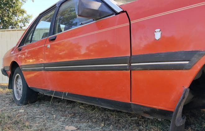 For sale 1982 Ford Fairmont Ghia XE Chestnut Red  (6).jpg