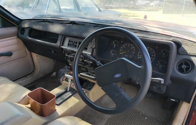 For sale 1982 Ford Fairmont Ghia XE interior Chamois Leather  (1).jpg