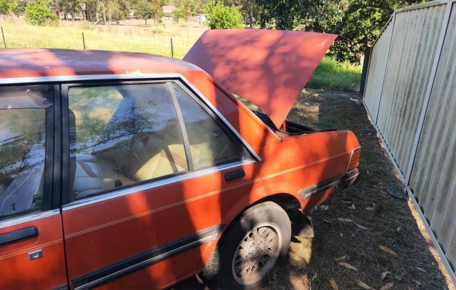 For sale 1982 Ford XE Fairmont Ghia Chestnut Red unrestored NSW (11).jpg