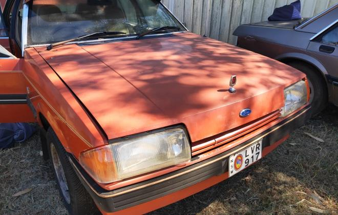 For sale 1982 Ford XE Fairmont Ghia Chestnut Red unrestored NSW (25).jpg
