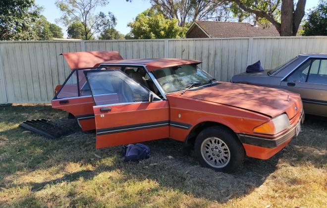 For sale 1982 Ford XE Fairmont Ghia Chestnut Red unrestored NSW (26).jpg