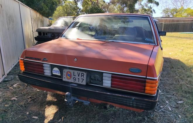 For sale 1982 Ford XE Fairmont Ghia Chestnut Red unrestored NSW (3).jpg