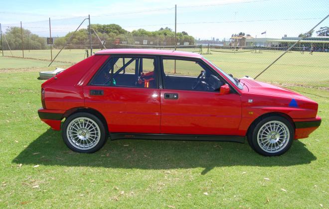 For sale 1990 Lancia Delta Integrale 16v Monza Red Australia (1).jpg