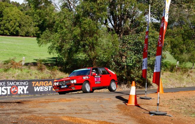 For sale 1990 Lancia Delta Integrale 16v Monza Red Australia (4).jpg