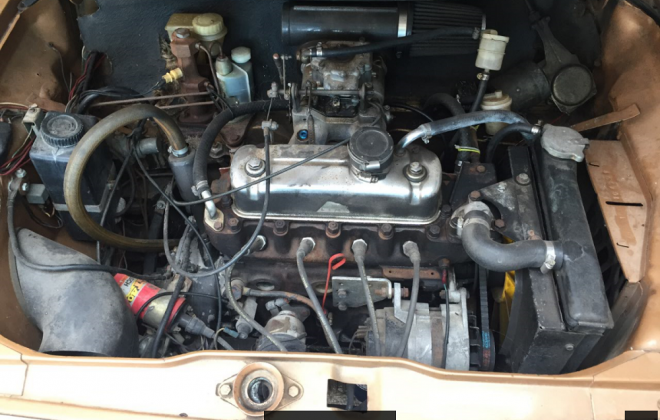 For sale Nugget Gold Leyland Mini 1275 LS for sale (9).png