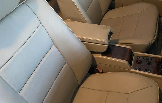 Interior images Mercedes W124 convertible for sale USA SC (5).png