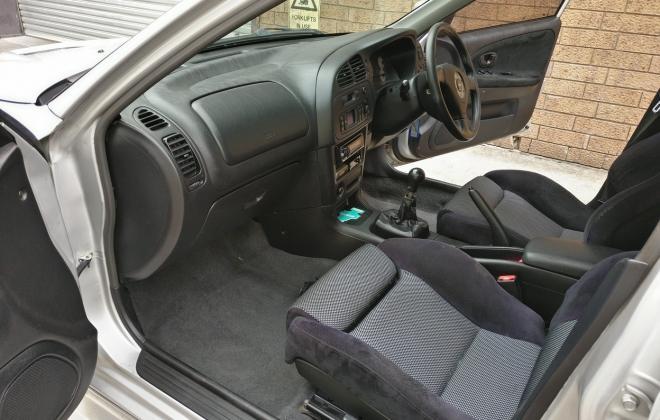 Lancer Evolution 5 interior images 1998 for sale (13).jpg