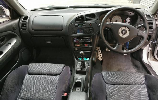Lancer Evolution 5 interior images 1998 for sale (15).jpg