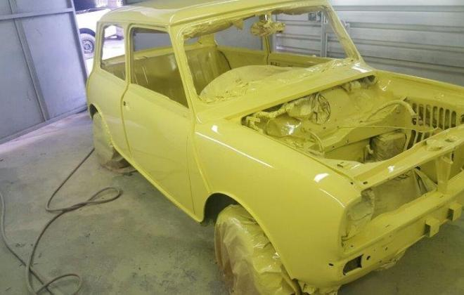 Leyland Mini 1275 E South Africa restoration for sale (10).jpg