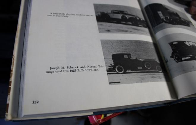 Original documentation 1927 Rolls Royce Phantom 1 images (6).JPG