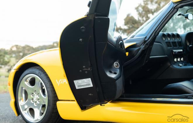 RHD Dodge Viper RT-10 for sale Australia roadster 2021 Sydney NSW (65).jpeg