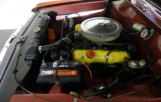 mechanical engine images 1964 Studebaker Daytona Convertible Red on classic register (62).jpg