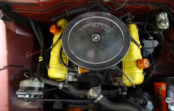 mechanical engine images 1964 Studebaker Daytona Convertible Red on classic register (65).jpg