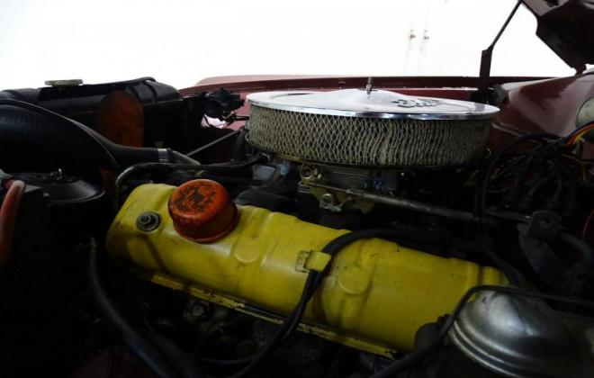 mechanical engine images 1964 Studebaker Daytona Convertible Red on classic register (67).jpg