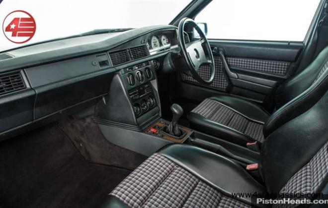 non airbag interior - 190E 2.3 16v 2.jpg