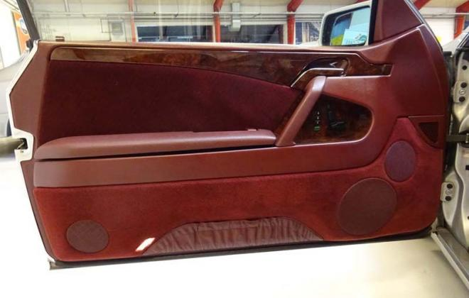 velour cloth door trim W140 coupe C140 Mercedes.jpg